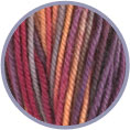 Bluefaced Leicester / Tussah Roving - Henpecked
