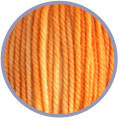 Polwarth Roving - Sunstone