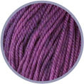 Bluefaced Leicester / Mix Roving - Tanzanite