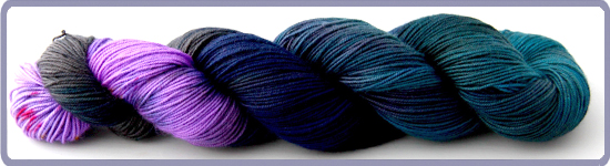 Night Unicorn : Blue Moon Fiber Arts®, Inc , Custom yarns